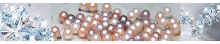 Rotaslietas ar SWAROVSKI pērlēm un kristāliem