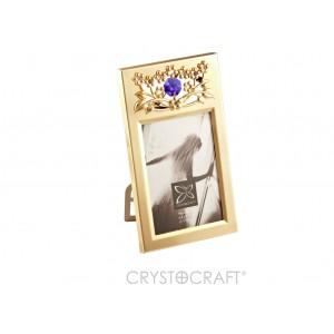 Fotorāmītis ar SWAROVSKI kristāliem. Fotogrāfijas izmērs: 6,4*8,9.