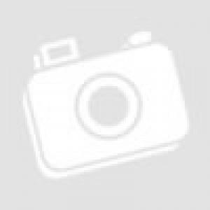 Elegants komplekts (auskari + gredzens) ar cirkoniem, 18-karātu zelta pārklājums